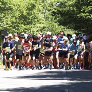 ハーフマラソン 20km